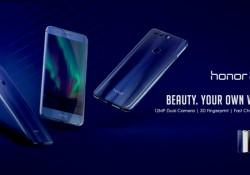 ទូរស័ព្ទ Huawei Honor 8 បង្ហាញខ្លួនហើយនៅអ៊ឺរ៉ុប តើអ្នកចង់ទិញប្រើមួយគ្រឿងទេ?